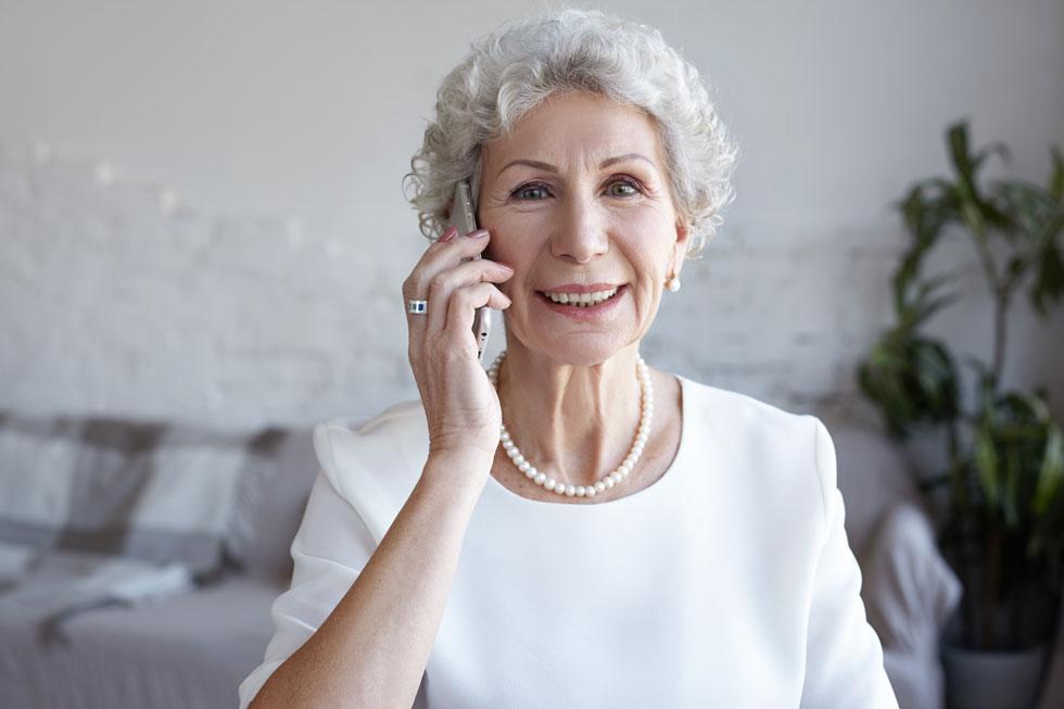 Professionelle Beratung rund ums Bekleidung für Senioren